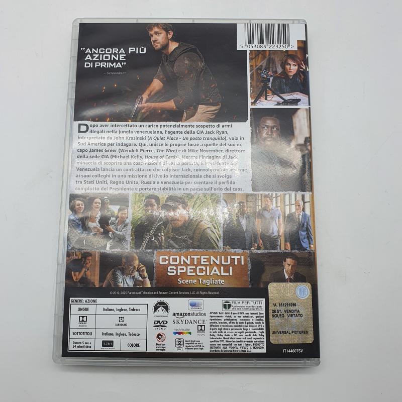 DVD SERIE TV JACK RYAN | Mercatino dell'Usato Cervia 2