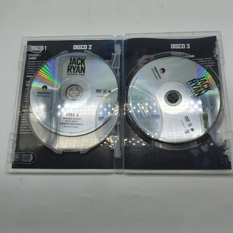 DVD SERIE TV JACK RYAN | Mercatino dell'Usato Cervia 3