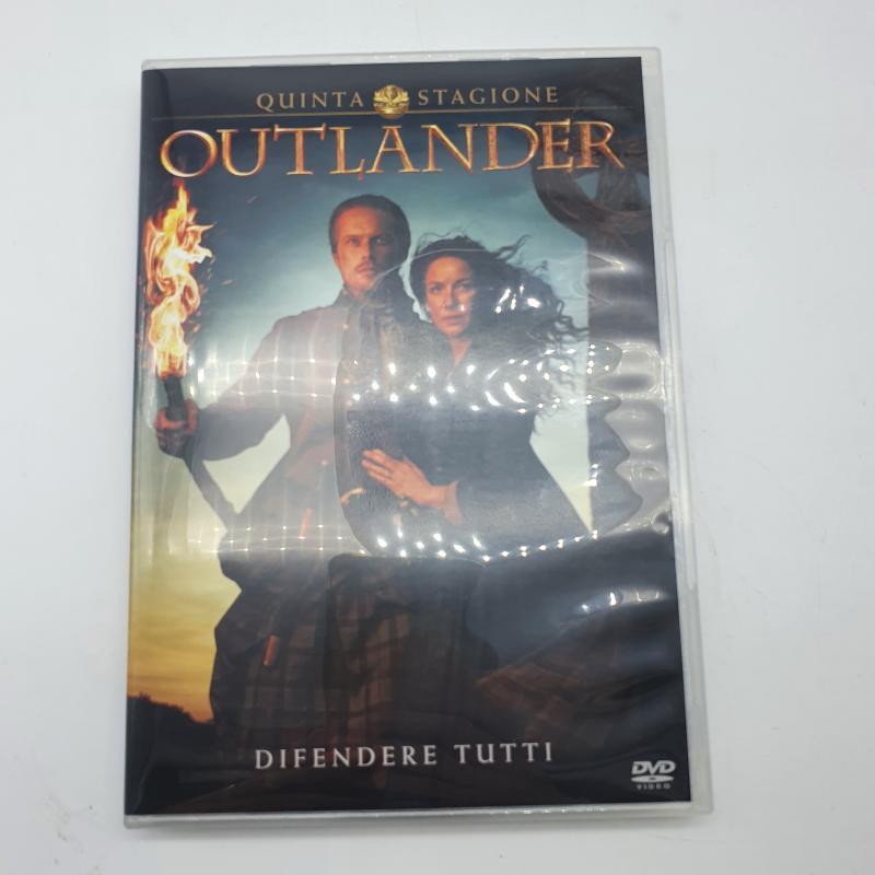 DVD SERIE OUTLANDER | Mercatino dell'Usato Cervia 1
