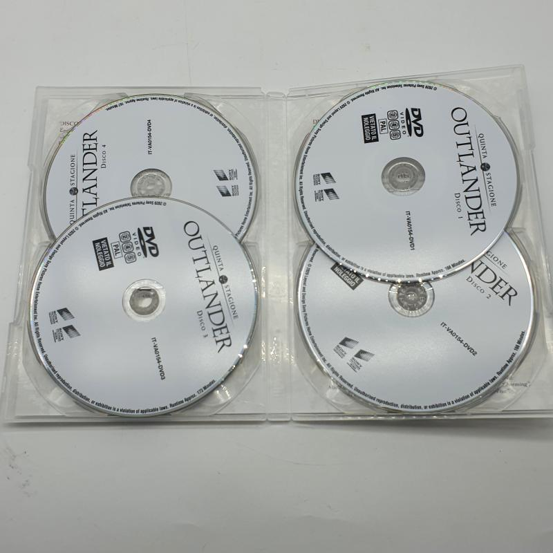 DVD SERIE OUTLANDER | Mercatino dell'Usato Cervia 2