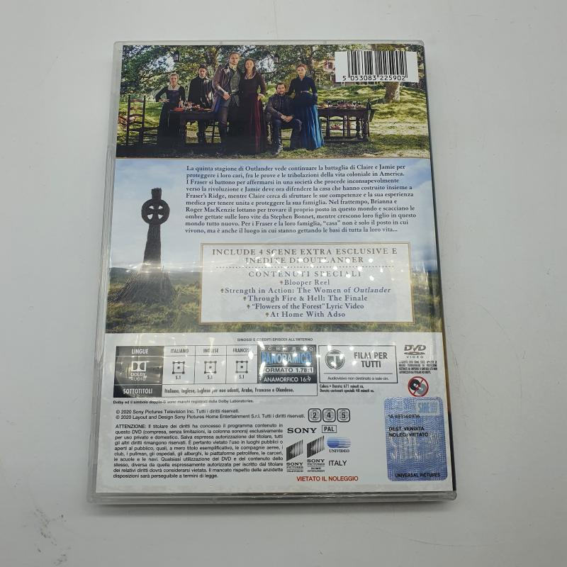DVD SERIE OUTLANDER | Mercatino dell'Usato Cervia 3