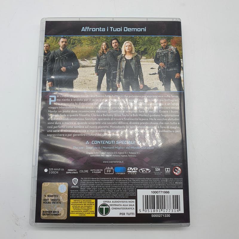 DVD SERIE TV THE100 | Mercatino dell'Usato Cervia 2