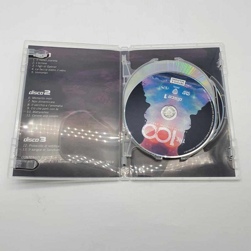 DVD SERIE TV THE100 | Mercatino dell'Usato Cervia 3