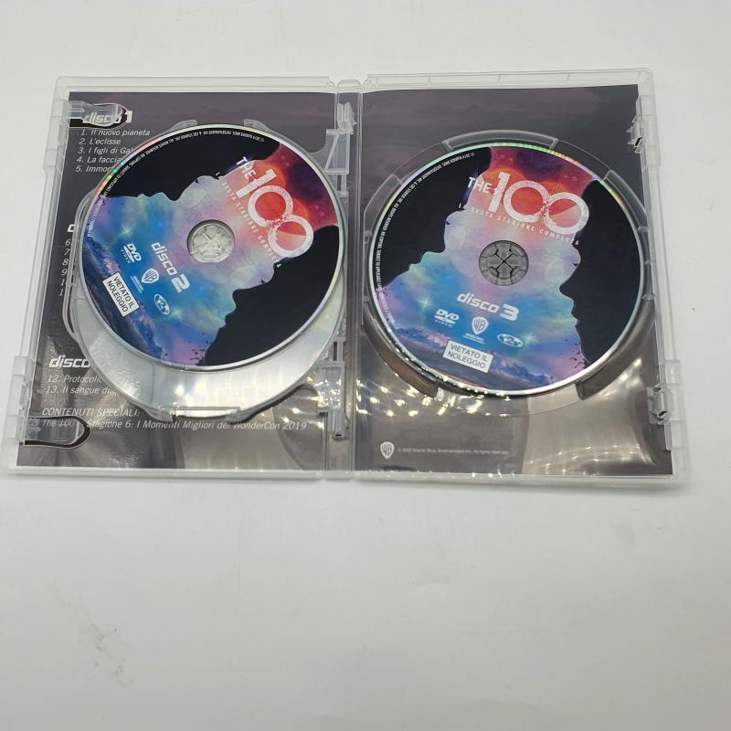 DVD SERIE TV THE100 | Mercatino dell'Usato Cervia 4