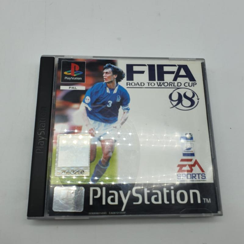 GIOCO PLAY1 FIFA 98    Mercatino dell'Usato Cervia 1