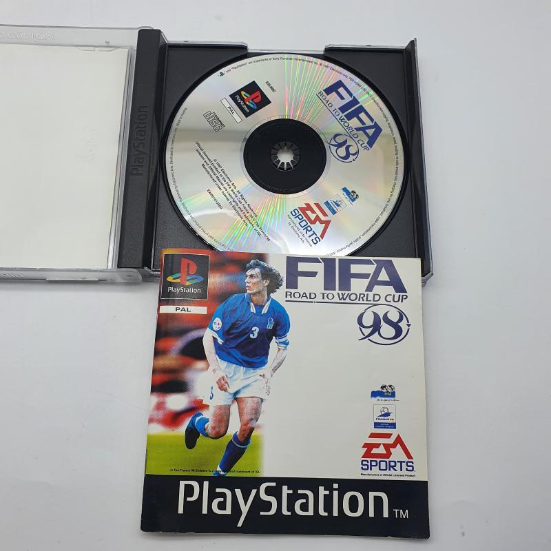 GIOCO PLAY1 FIFA 98    Mercatino dell'Usato Cervia 3