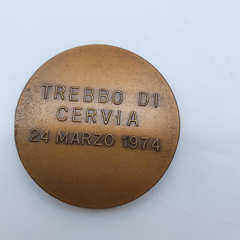MONETA ALDO PALLICCI 1974   Mercatino dell'Usato Cervia 2