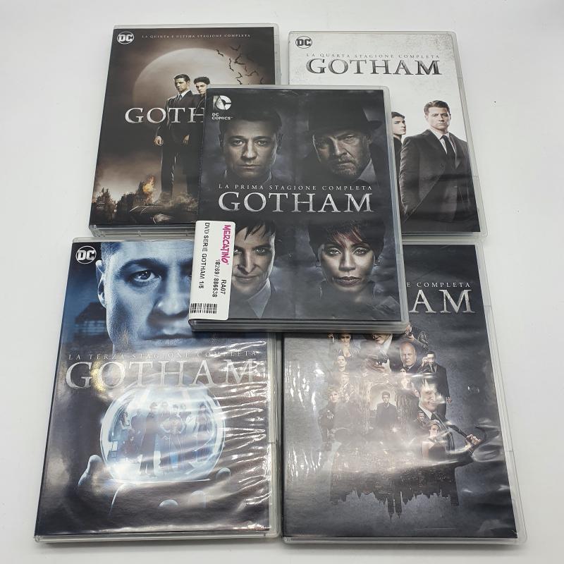 DVD SERIE GOTHAM 1/5 | Mercatino dell'Usato Cervia 3