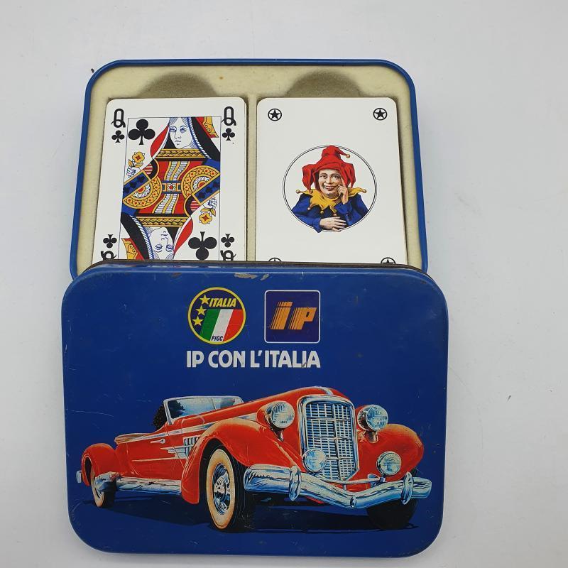 CARTE DA GIOCO POKER IP CON L'ITALIA | Mercatino dell'Usato Cervia 1