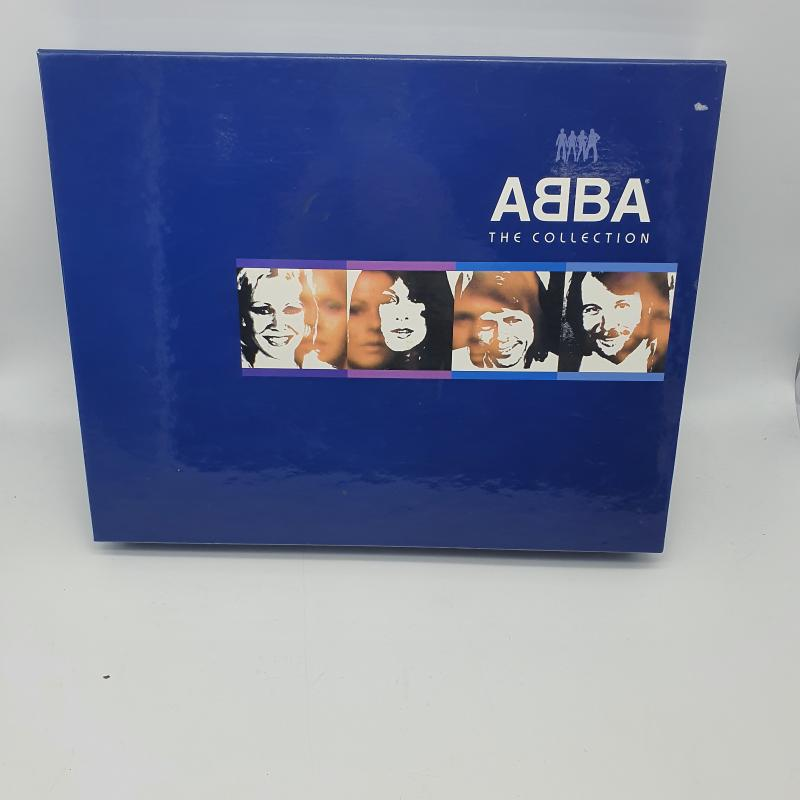 COFANETTO ABBA  CD +VHS   Mercatino dell'Usato Cervia 1