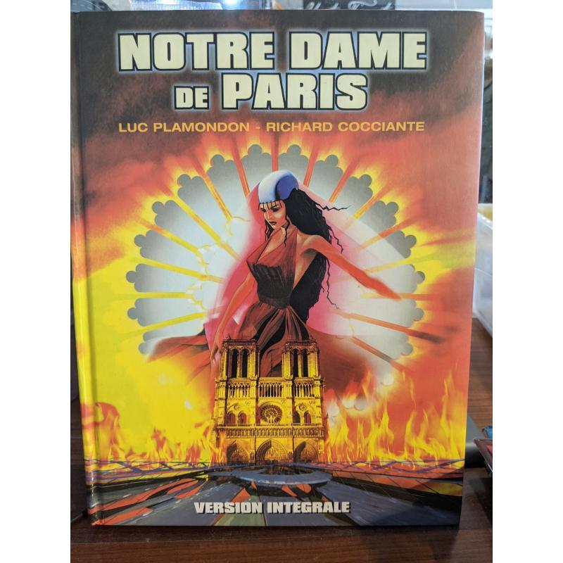 LIBRO NOTRE DAME DE PARIS SPARTITI COCCIANTE PLAMONDON | Mercatino dell'Usato Faenza 1