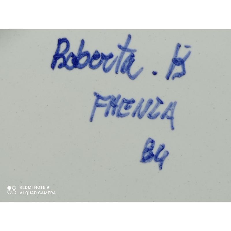 CIOTOLA CERAMICA FAENZA ROBERTA B. | Mercatino dell'Usato Lugo 3