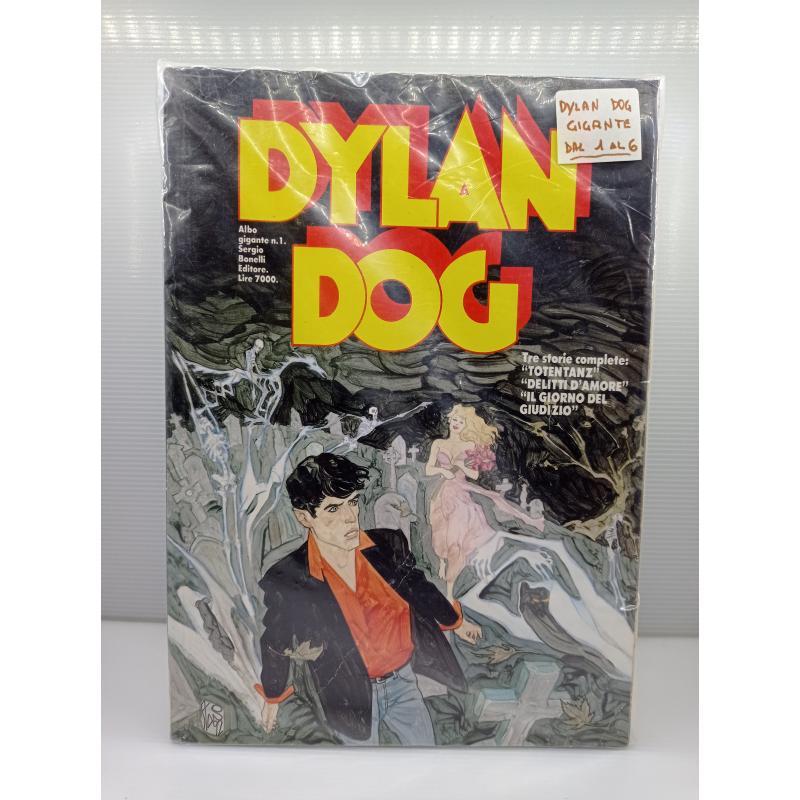 6 FUMETTI DYLAN DOG ALBO GIGANTE   Mercatino dell'Usato Lugo 3