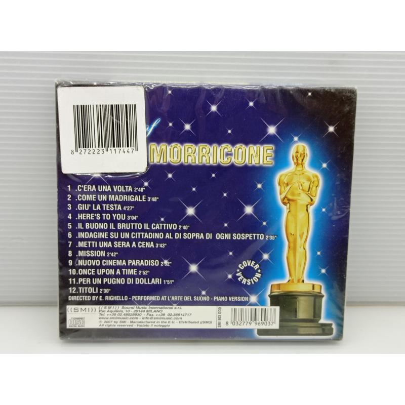 CD MUSICALE ENNIO MORRICONE | Mercatino dell'Usato Lugo 2