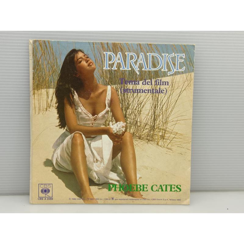 DISCO VINILE 45 GIRI PARADISE | Mercatino dell'Usato Lugo 2