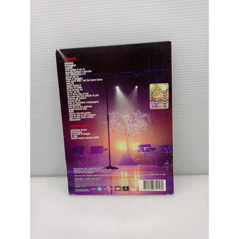 DVD MUSICA BIAGIO ANTONACCI CONVIVENDO TOUR 2005   Mercatino dell'Usato Lugo 3