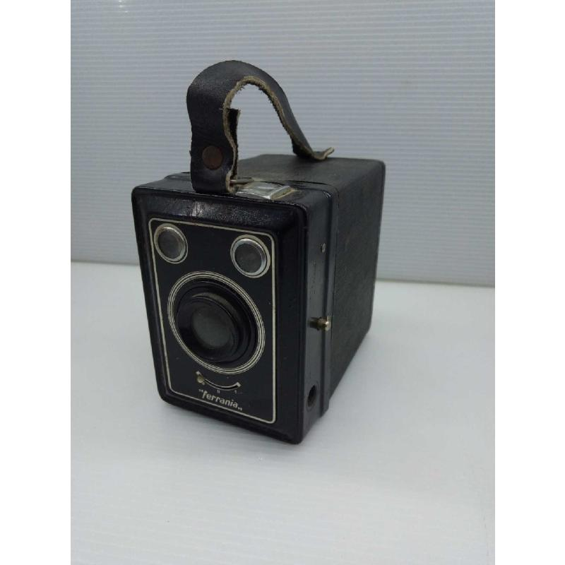 FERRANIA MACCHINA FOTOGRAFICA BOX ANNI 30   Mercatino dell'Usato Lugo 1