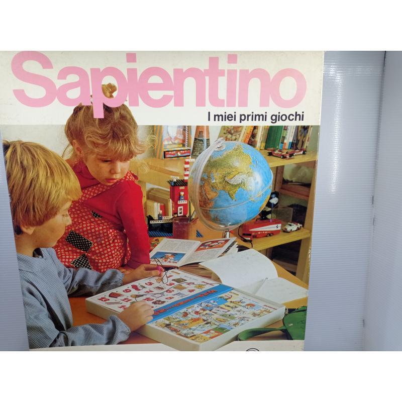 GIOCO SAPIENTINO VINTAGE   Mercatino dell'Usato Lugo 5
