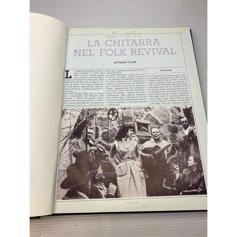 LIBRO STORIA DELLA CHITARRA | Mercatino dell'Usato Lugo 1