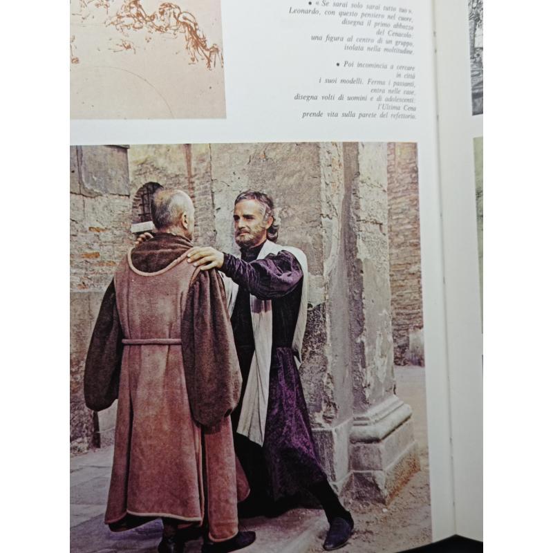 LIBRO VITA DI LEONARDO EDIZIONE 1974 GIUNTI NARDINI EDITORE   Mercatino dell'Usato Lugo 3