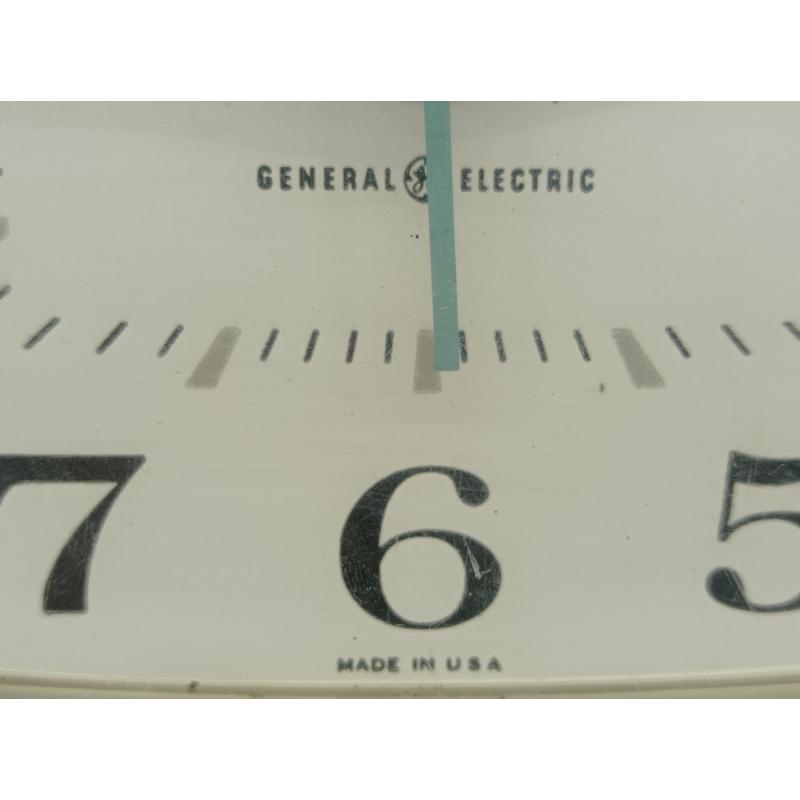 OROLOGIO DA TAVOLO GENERAL ELECTRIC MADE IN USA 115 VOLT  | Mercatino dell'Usato Lugo 4
