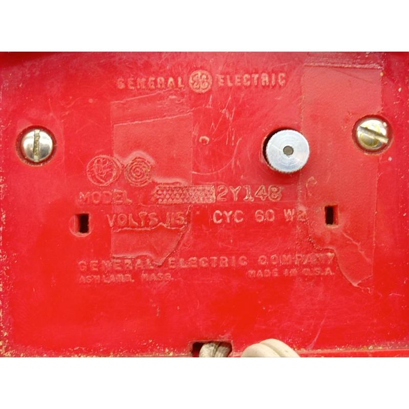 OROLOGIO DA TAVOLO GENERAL ELECTRIC MADE IN USA 115 VOLT  | Mercatino dell'Usato Lugo 5