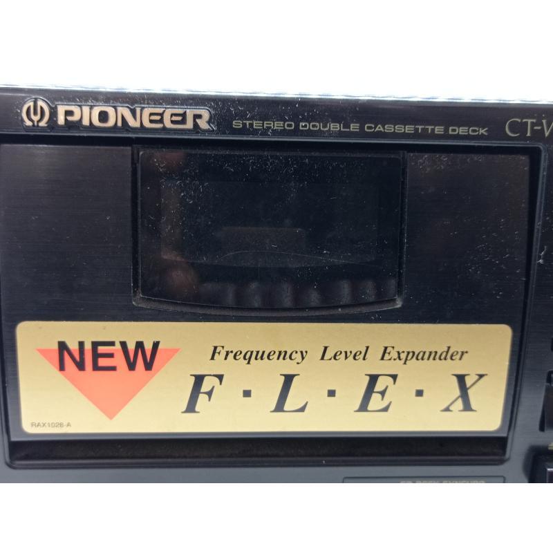 PIONEER CT.W504R - 1995 VINTAGE DOUBLE DECK.    Mercatino dell'Usato Lugo 4