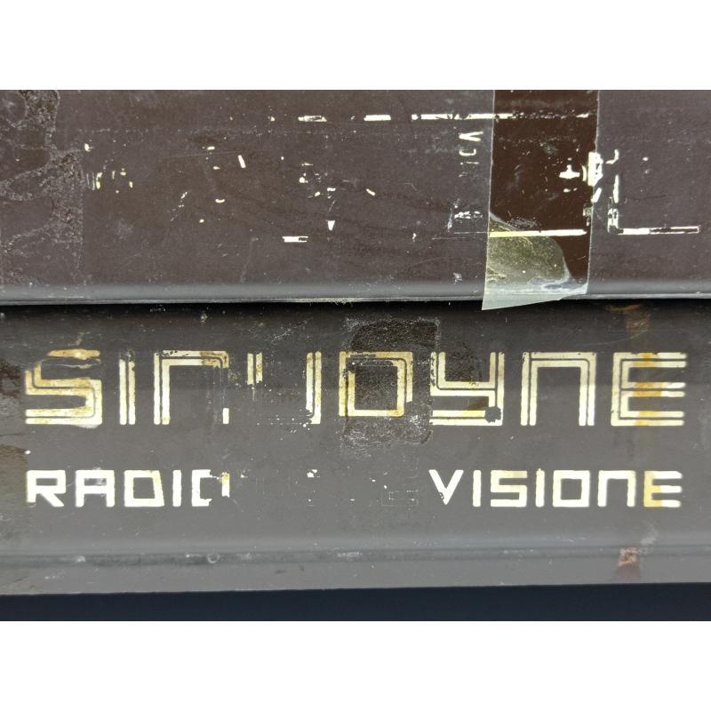RADIO D'EPOCA SINUDYNE DE LUXE  | Mercatino dell'Usato Lugo 5