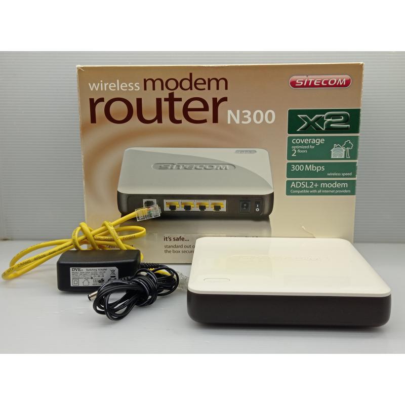 ROUTER ADSL SITECOM | Mercatino dell'Usato Lugo 2