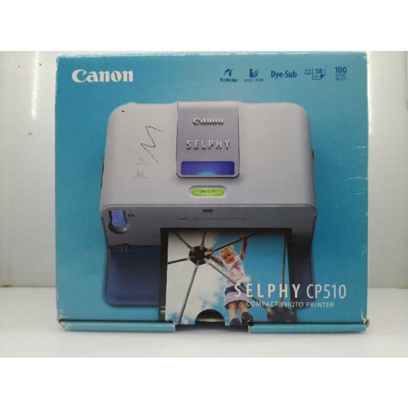 STAMPANTE CANON SELPHY CP510 COMPLETA E FUNZIONANTE | Mercatino dell'Usato Lugo 1