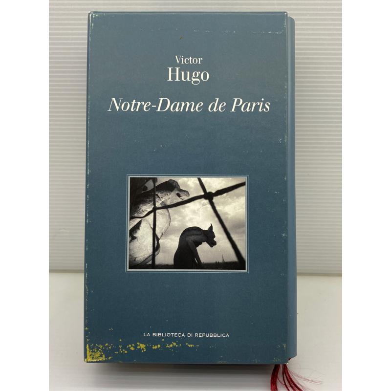 V.HUGO NOTRE DAME DE PARIS | Mercatino dell'Usato Lugo 1