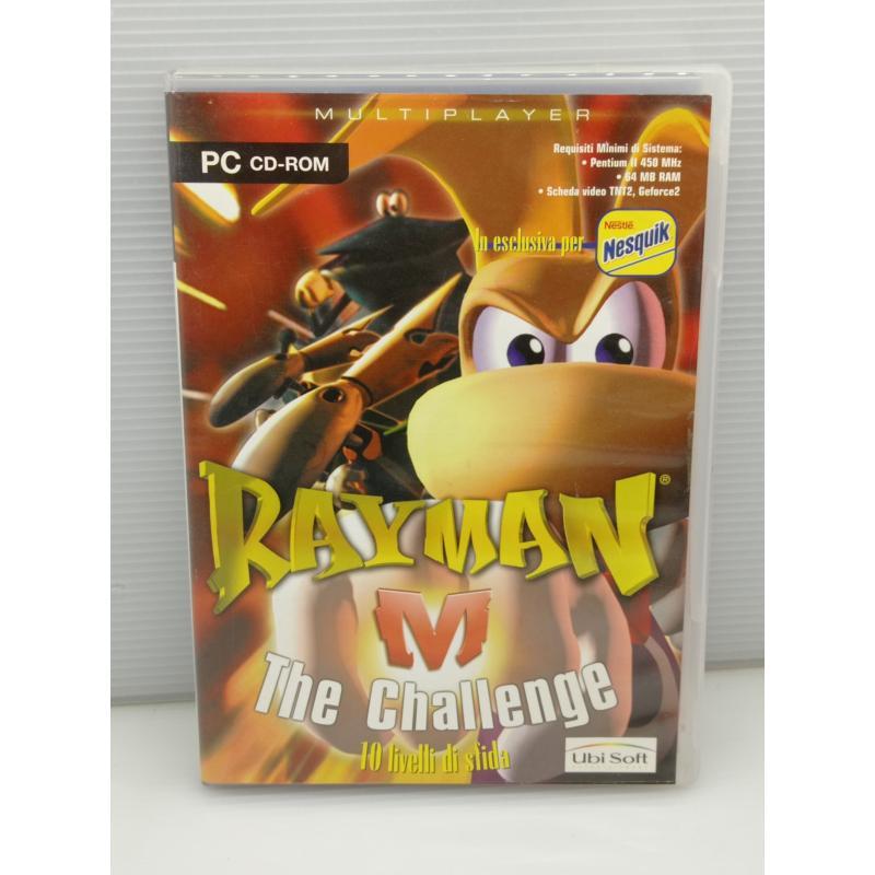 VIDEO GIOCO PC RAYMAN M THE CHALLENGE   Mercatino dell'Usato Lugo 1