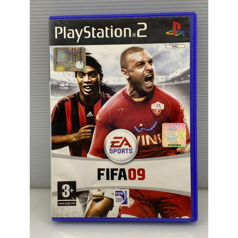 VIDEO GIOCO PS2 FIFA 09   Mercatino dell'Usato Lugo 1