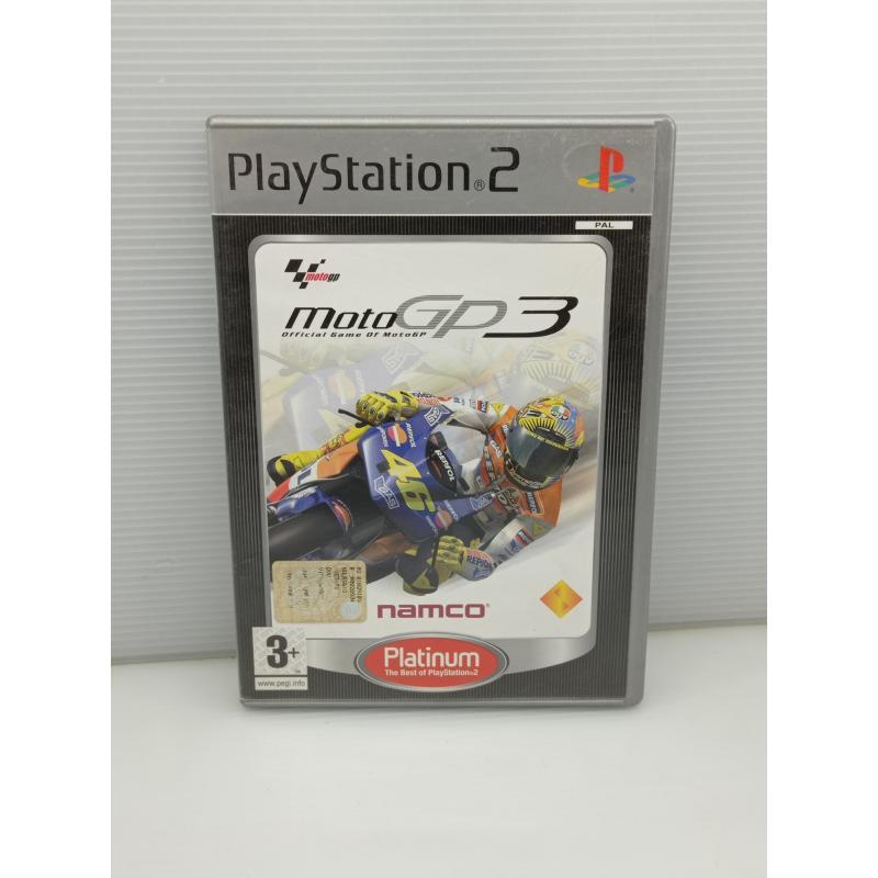 VIDEO GIOCO PS2 MOTOGP3 PLAYSTATION | Mercatino dell'Usato Lugo 1