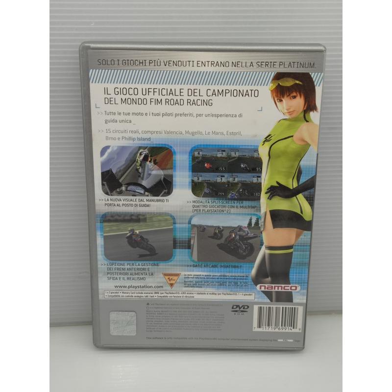 VIDEO GIOCO PS2 MOTOGP3 PLAYSTATION | Mercatino dell'Usato Lugo 3