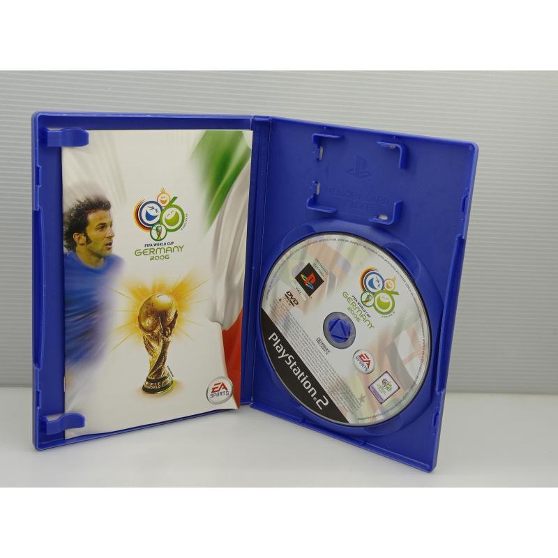 VIDEO GIOCO PS2 PLAYSTATION MONDIALI FIFA 2006 | Mercatino dell'Usato Lugo 2