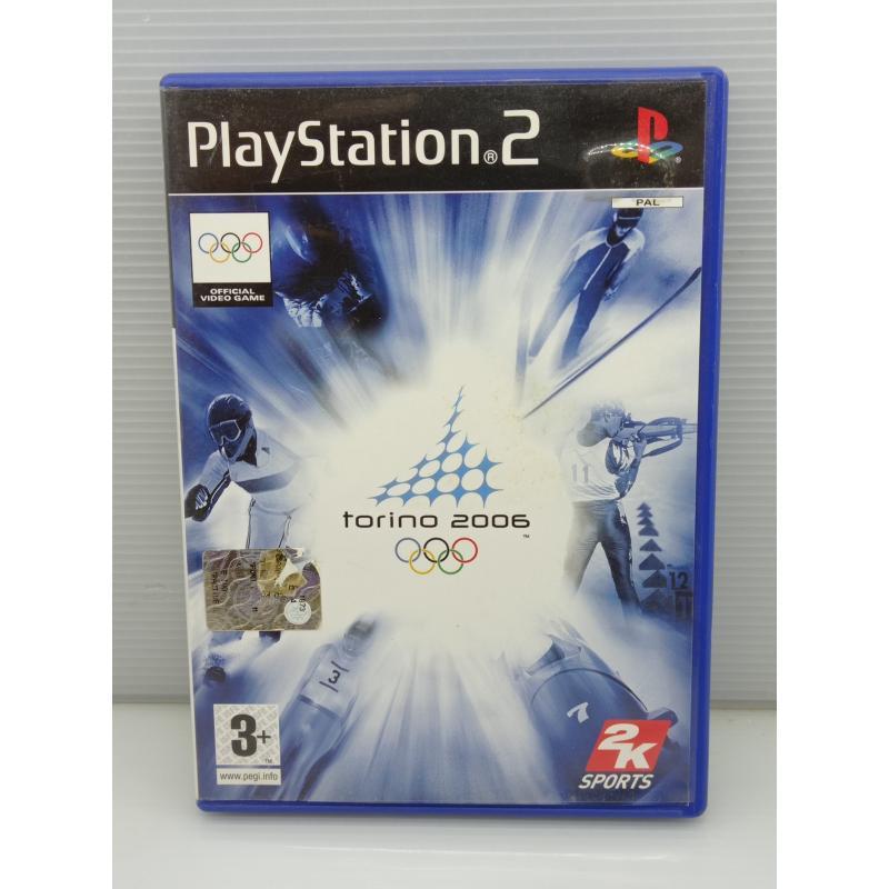 VIDEO GIOCO PS2 PLAYSTATION TORINO 2006 | Mercatino dell'Usato Lugo 1