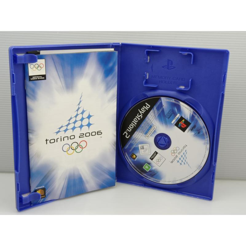 VIDEO GIOCO PS2 PLAYSTATION TORINO 2006 | Mercatino dell'Usato Lugo 2