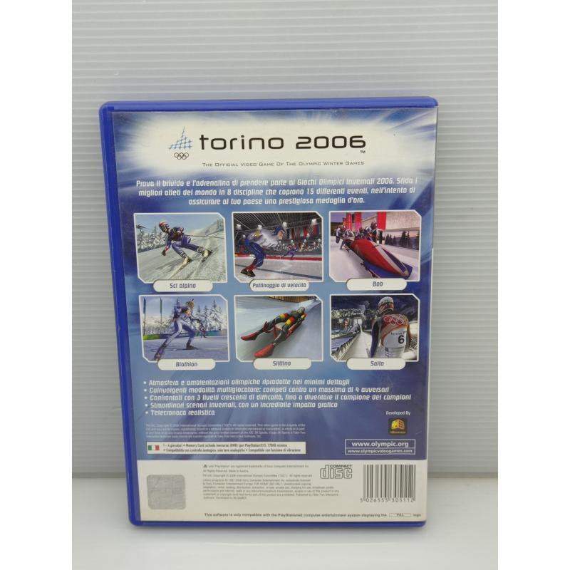 VIDEO GIOCO PS2 PLAYSTATION TORINO 2006 | Mercatino dell'Usato Lugo 3