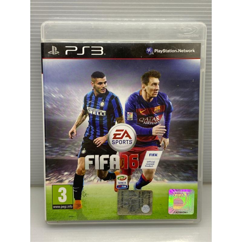 VIDEO GIOCO PS3 FIFA 16 | Mercatino dell'Usato Lugo 1