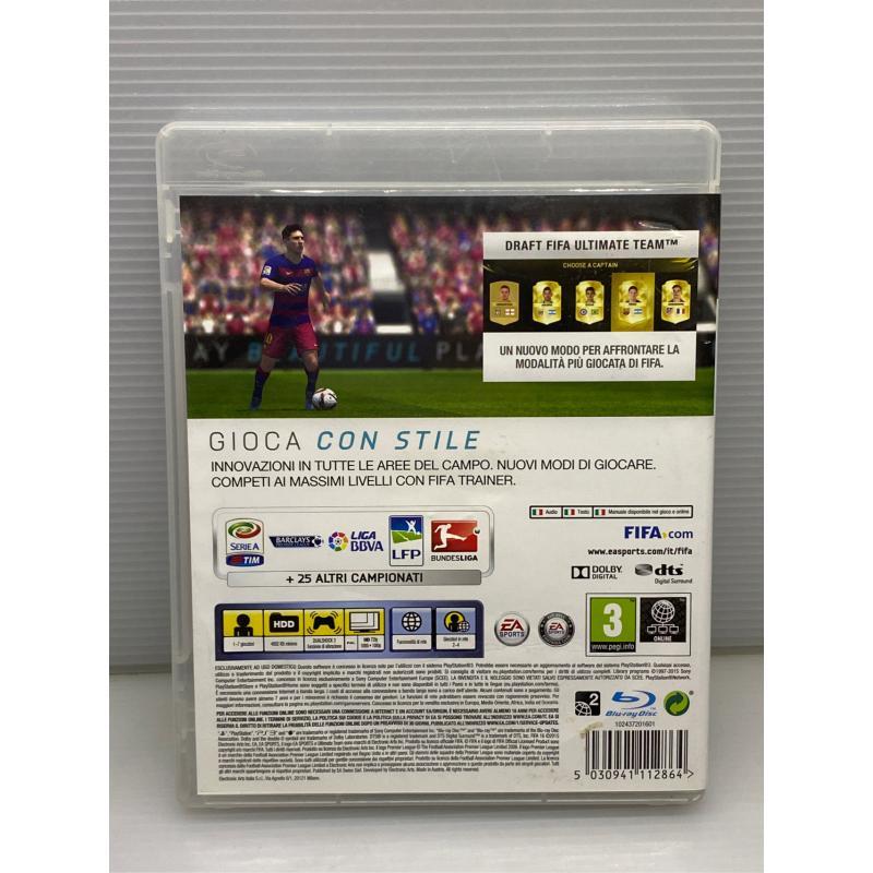 VIDEO GIOCO PS3 FIFA 16 | Mercatino dell'Usato Lugo 2