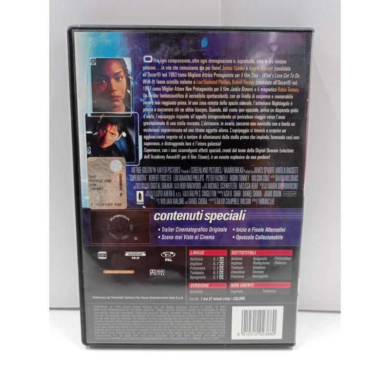 DVD SUPERNOVA | Mercatino dell'Usato Roma garbatella 2