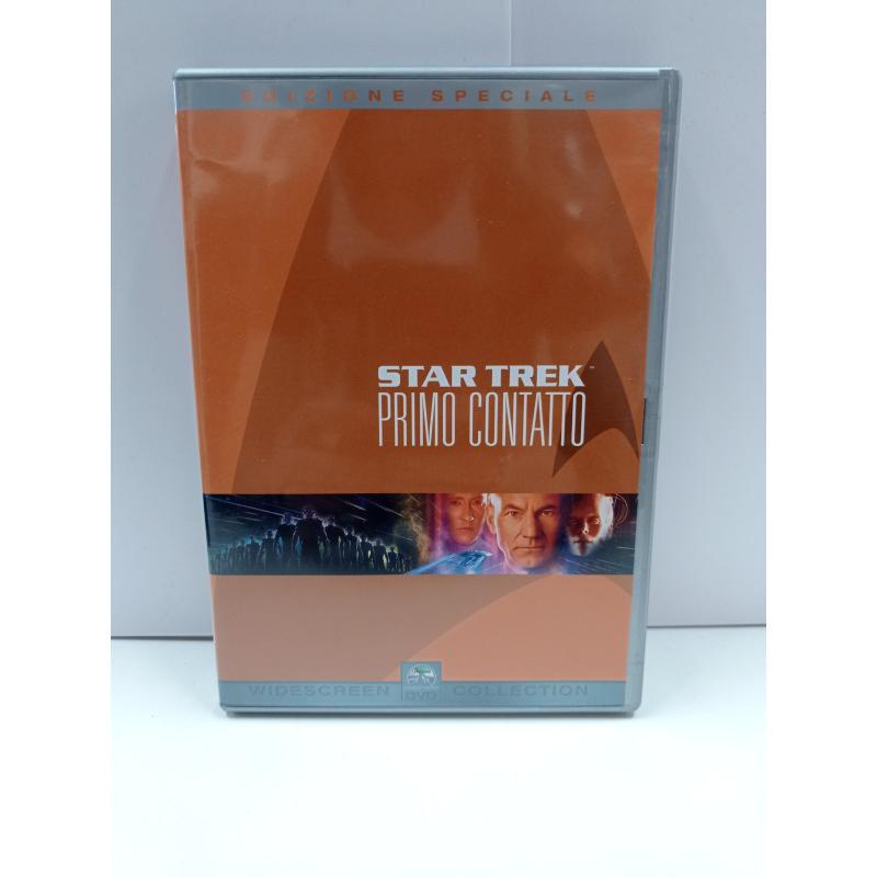 DVD STAR TREK PRIMO CONTATTO EDIZIONE SPECIALE | Mercatino dell'Usato Roma garbatella 1