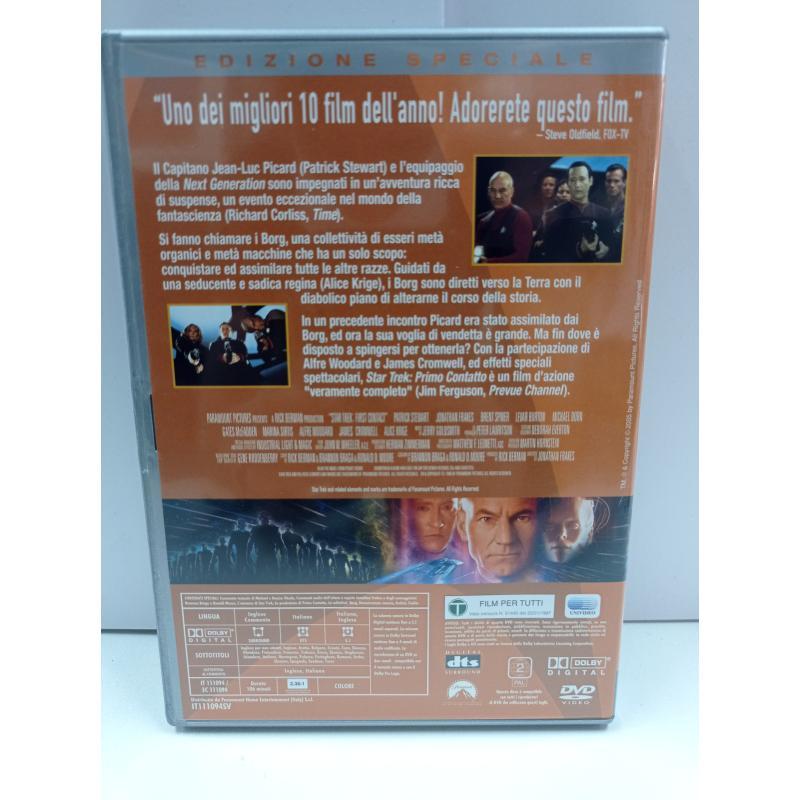 DVD STAR TREK PRIMO CONTATTO EDIZIONE SPECIALE | Mercatino dell'Usato Roma garbatella 2