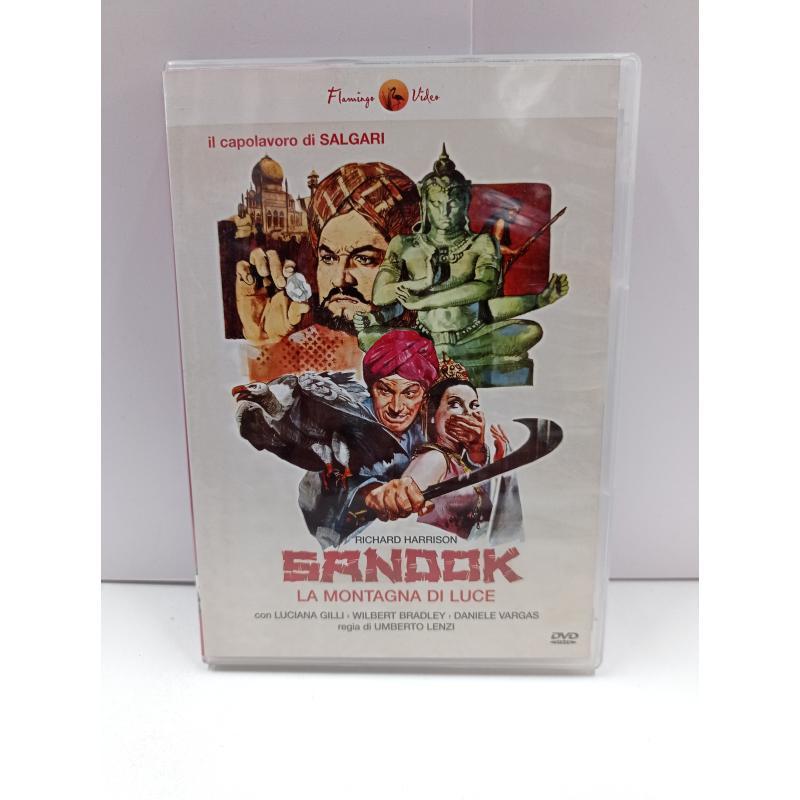 DVD SANDOK - LA MONTAGNA DI LUCE (1964) | Mercatino dell'Usato Roma garbatella 1
