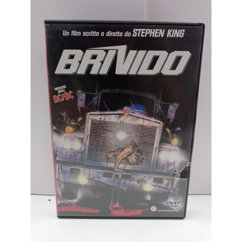 DVD BRIVIDO | Mercatino dell'Usato Roma garbatella 1