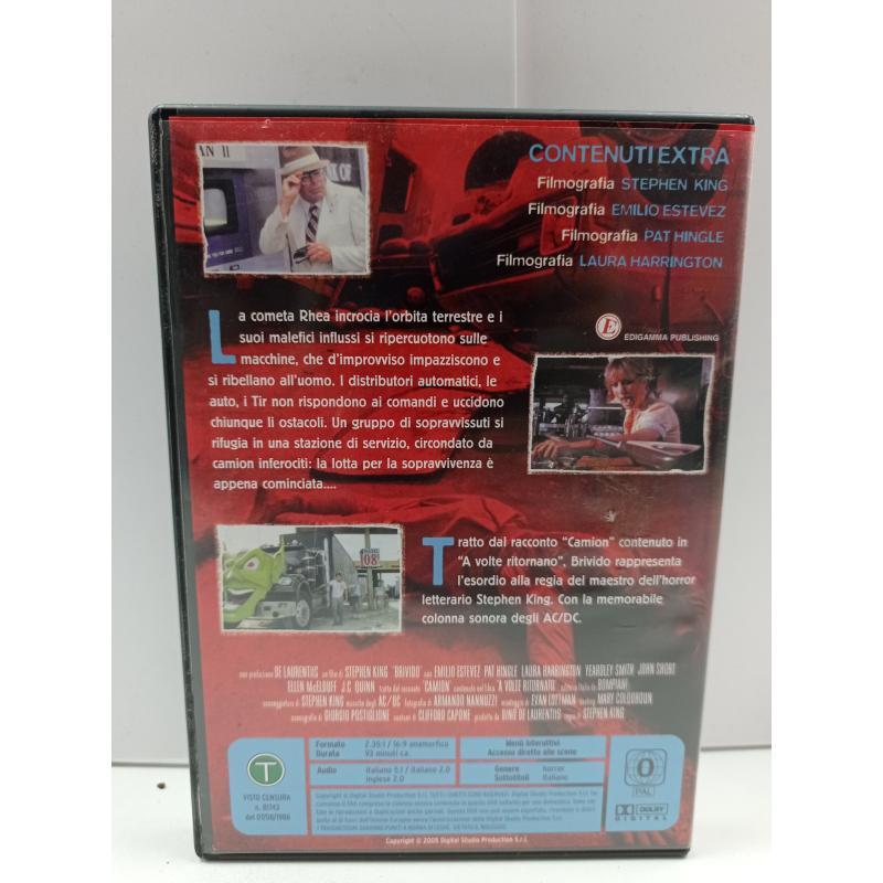 DVD BRIVIDO | Mercatino dell'Usato Roma garbatella 2
