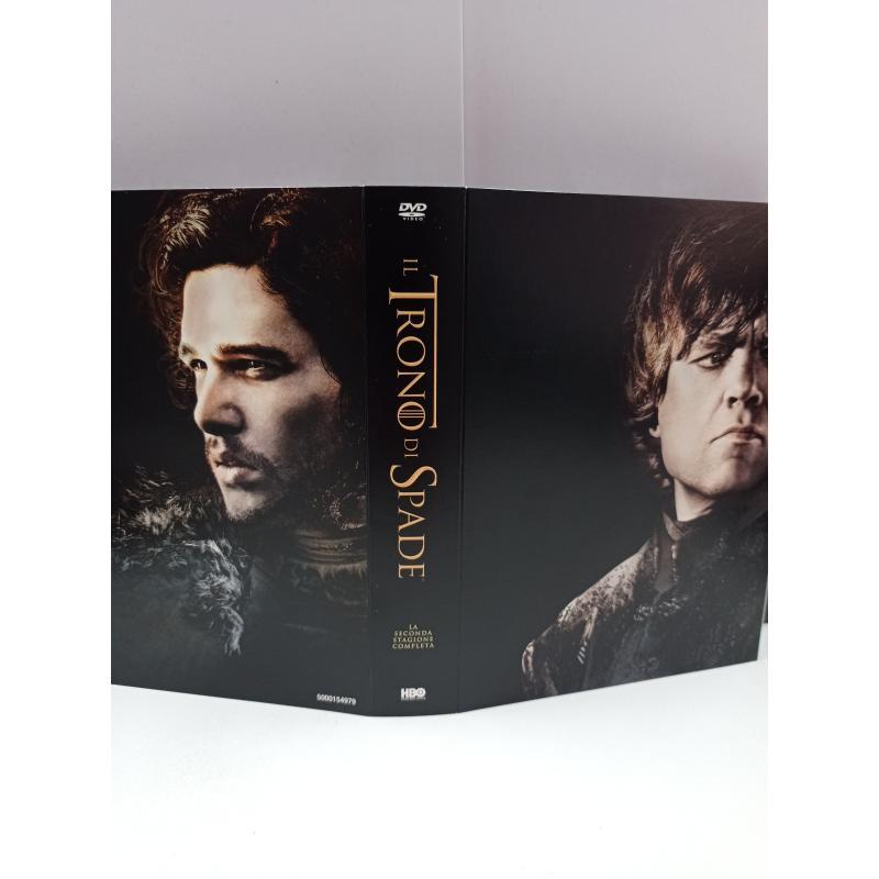 DVD IL TRONO DI SPADE STAGIONE COMPLETA | Mercatino dell'Usato Roma garbatella 3