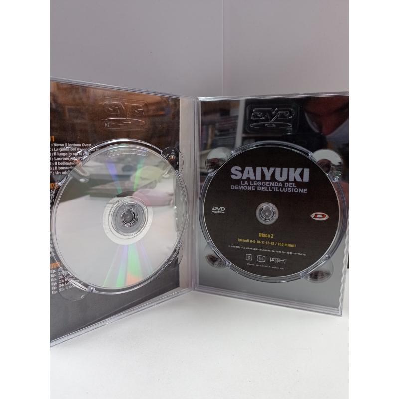 DVD SAYUKI BOX 1 DI 2    Mercatino dell'Usato Roma garbatella 3