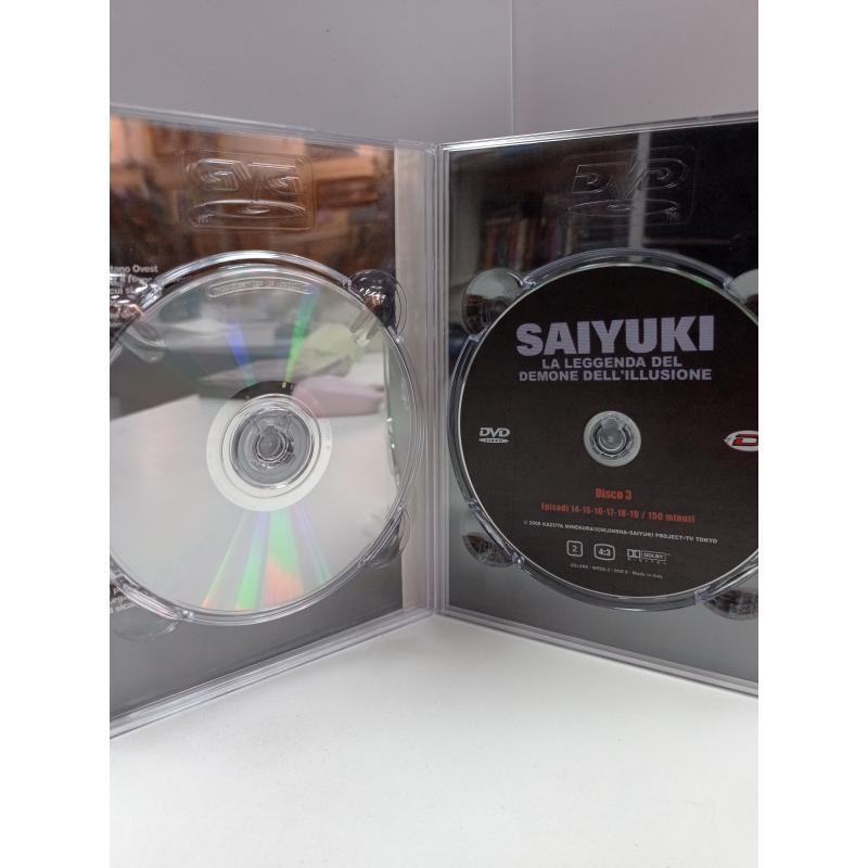 DVD SAYUKI BOX 1 DI 2    Mercatino dell'Usato Roma garbatella 4